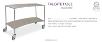 Falcate Table Model 1660