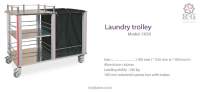 Laundry Trolley Model 1650