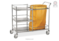 Laundry Trolley Model 1650L